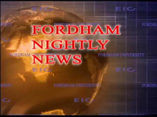 Fordham Nightly News 10/07/2014