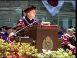 Fordham University Commencement 2008