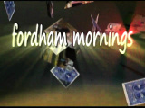 Fordham Mornings AP submission 2012