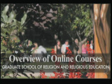 GSRRE Overview of Online Courses