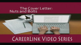 Career Services - The Cover Letter: Nuts and Bolts