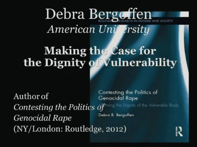 Contesting the Politics of Vulnerability