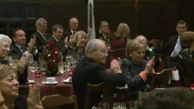 Fordham University Board of Trustees Christmas Dinner 2013