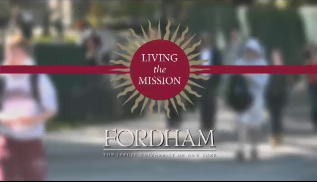 Living the Mission: Robert Parmach