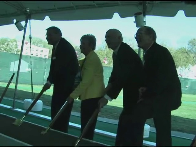 Campbell/Salice/Conley GroundBreaking Dedication
