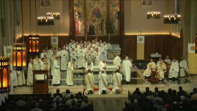 the Society of Jesus ordination to the priesthood 2014