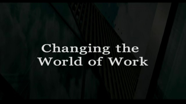 Fordham Futures - World of Work