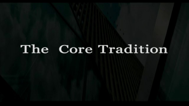 Fordham Futures - Core Tradition