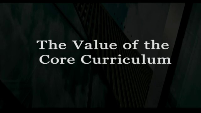 Fordham Futures - Value of the Core Curriculum