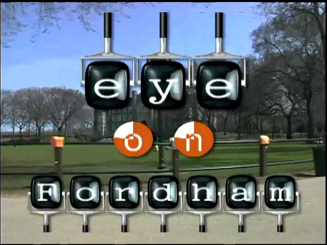 Eye on Fordham Fall 2014 - show 1