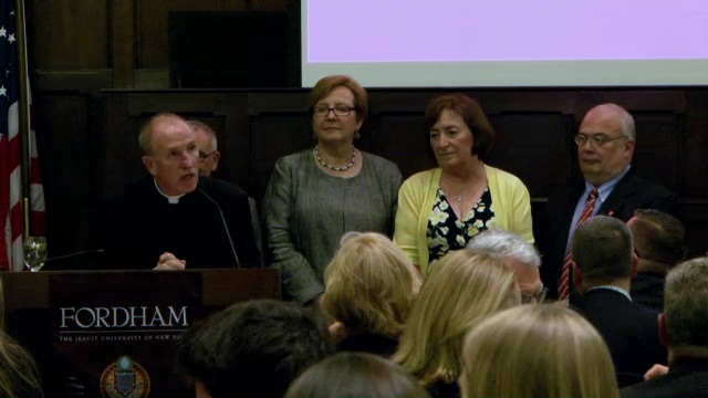 10th Anniversary Celebration of the Francis and Ann Curran Center for American Catholic Studies