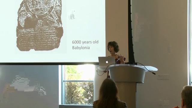 Barbara Tversky - Lecture QA - Understanding through the Body and the World