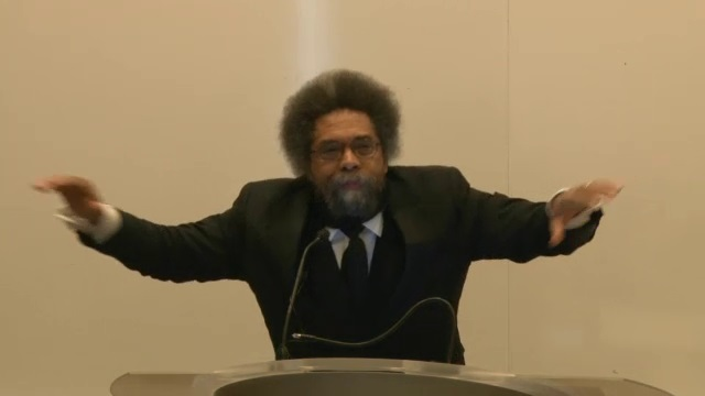 Distinguished Professors Cornel West & Adolph Reed, Jr.
