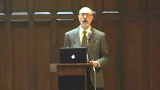 John Haught Lecture: Evolution and Faith- What is at Stake?