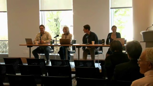 Commentators-at-large panel: Heather Battaly, David Danks, Allan Hazlett, & Soazig Le Bihan