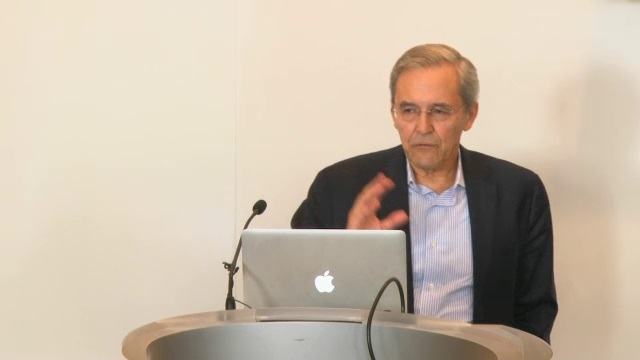 Capstone Conference: Ernest Sosa - Firsthand Knowledge and Understanding: Towards an Epistemology for Philosophy and...